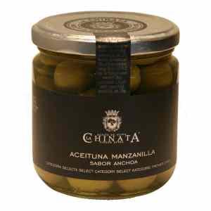 Topvine La Chinata - Groenne oliven med sten, 200 gr