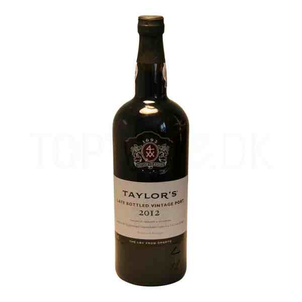Topvine Taylors Late bottle vintage 2012 – 1 l