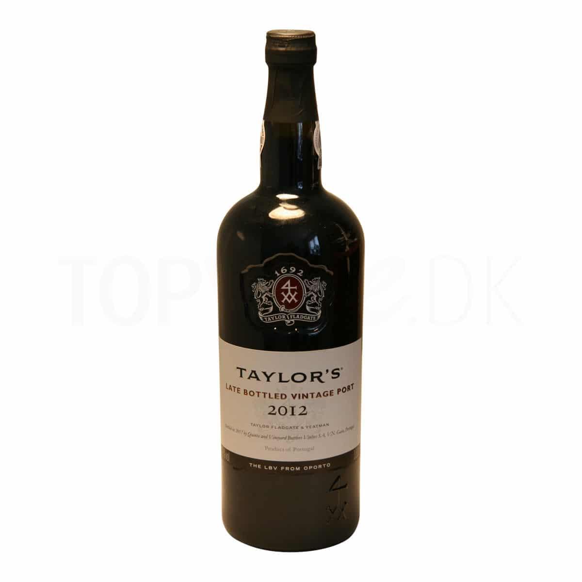 Topvine Taylors Late bottle vintage 2012 - 1 l