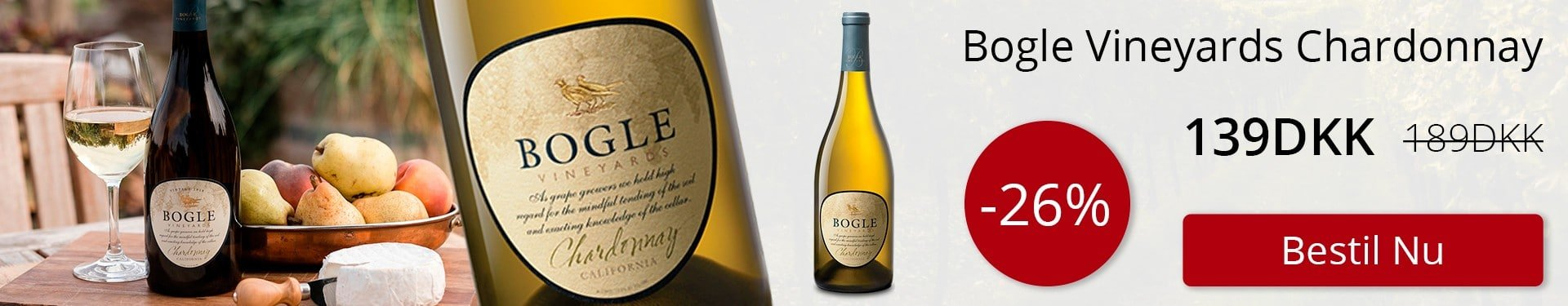Chardonnay 2017 Bogle Vineyards