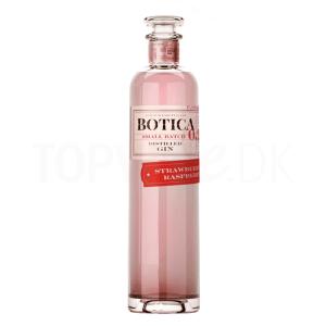 Topvine Botica-gin strawberry raspberry
