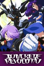 Concrete Revolutio VF