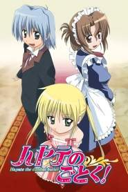 Hayate the Combat Butler: Cuties
