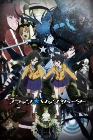 Black Rock Shooter VF