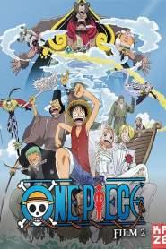 One Piece Movie 02: Clockwork Island Adventure (2001) VF