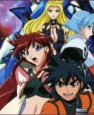 Vandread Taidouhen OVA (2001)