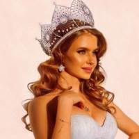 ¿Irá a Miss Universo? Alina Sanko podría ser la representante de Rusia en la próxima edición del concurso universal