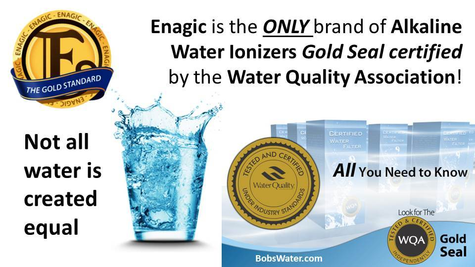 WQA Gold Seal Certification