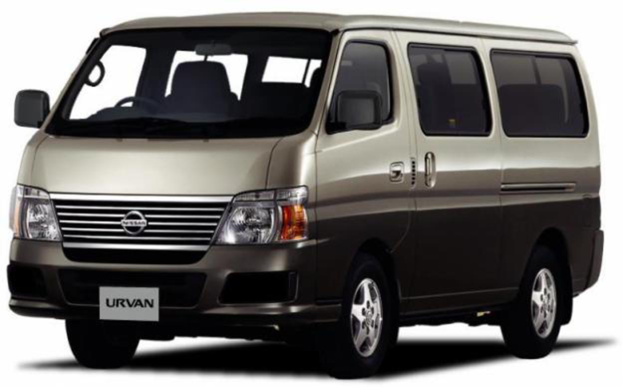 Topworldauto Gt Gt Photos Of Nissan Urvan
