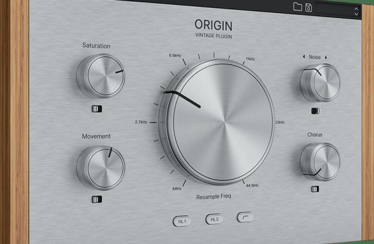 Origin Vintage Plugin Free Download