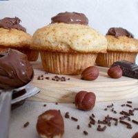 Muffin Gourmand du Columbus Café