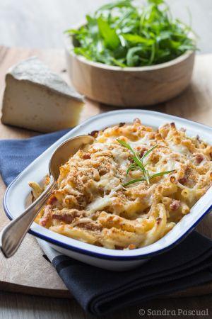 mac & cheese à la tomme de Savoie