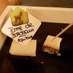 Tome de Bordeaux (une croûte aux herbes très originale)