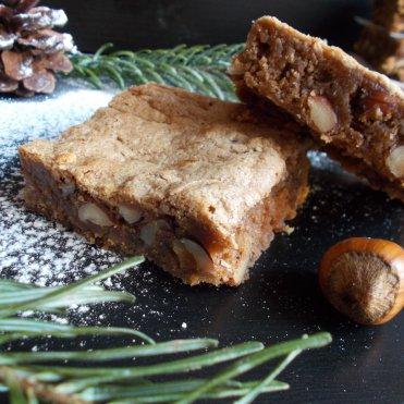 LE brownie au nutella