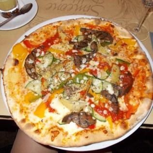 Pizza Rostini