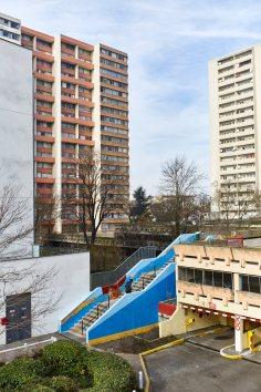 Cité paul Eluard, Bobigny / Crédit Photo : @puxanbc | www.puxanbc.com