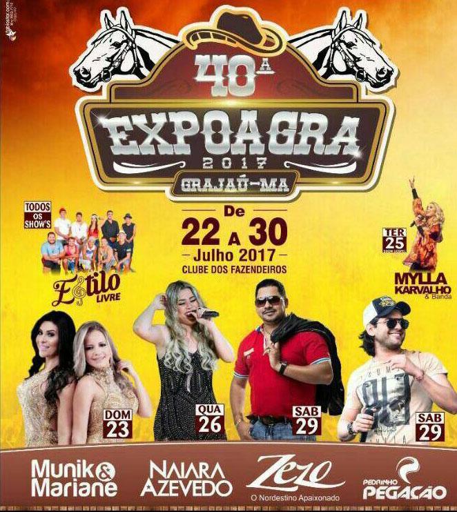 22 A 30 07 40ª Expoagra 2017 Toqueto