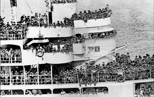 Những biên bản cuối cùng tại Nhà Trắng: Phút sụp đổ của Việt Nam Cộng Hòa - Ảnh 2.