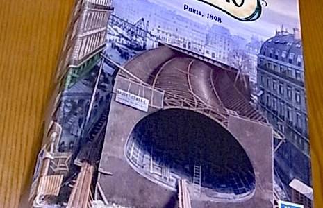ボードゲームは楽しい!パリの地下鉄網を掌握せよ!~METORO