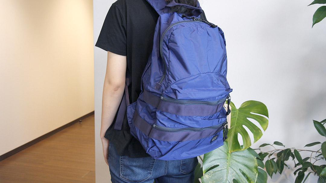 ホーボー バックパック リュック Ripstop Nylon Backpack 20L hobo HB-BG2410