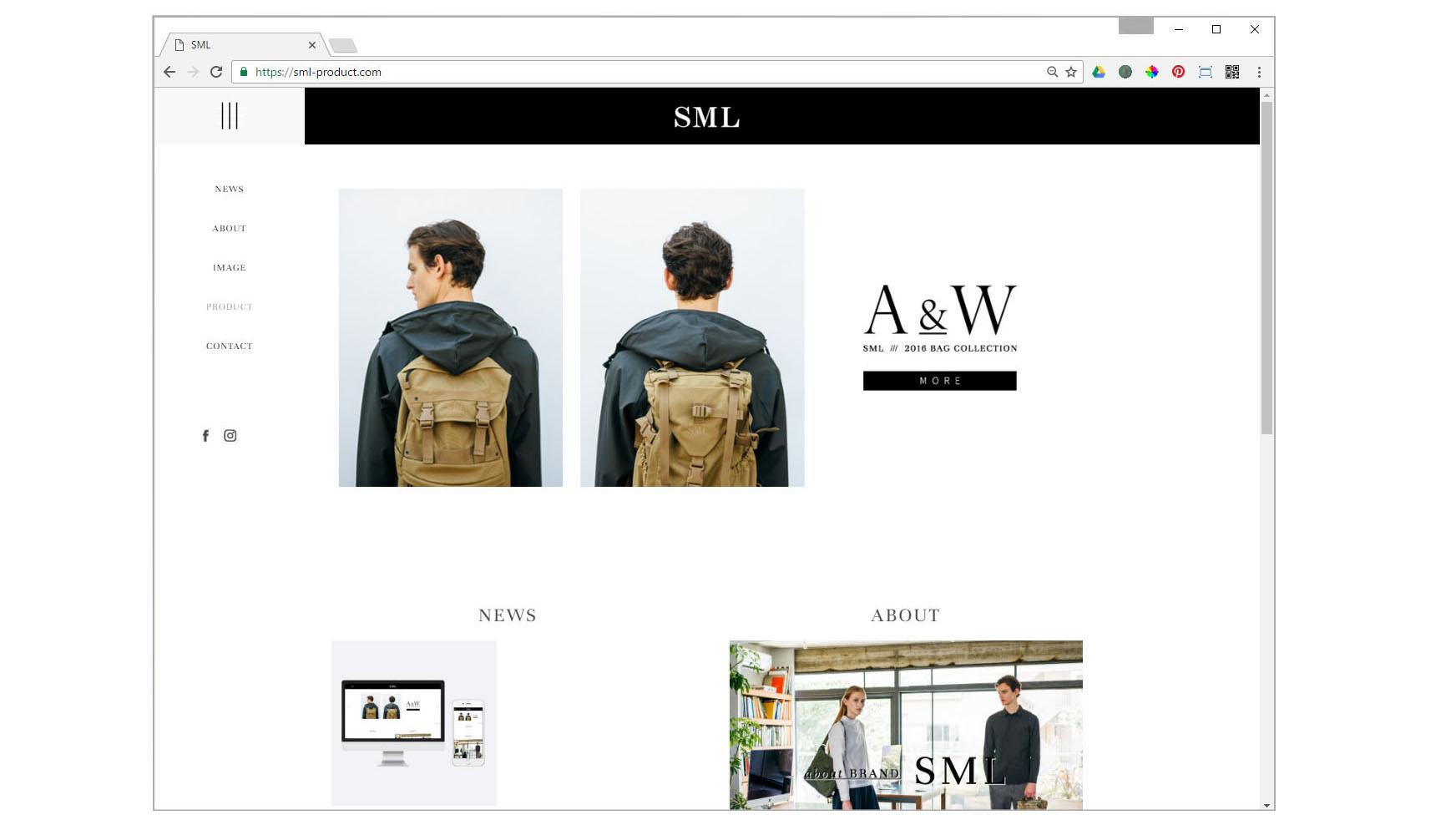 sml公式webサイト