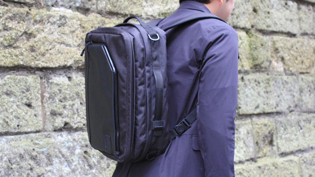 バッグジャック 3way ビジネスバッグ リュック ショルダー ネクストレベル NXL bagjack 3way traveller SOC