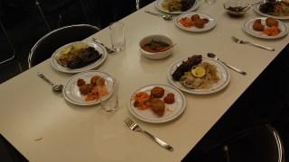 北九州で南インド料理食事会 日・夜の部