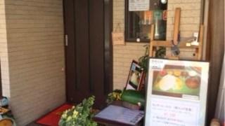 福岡からのお客様とケララの風Ⅱで食事