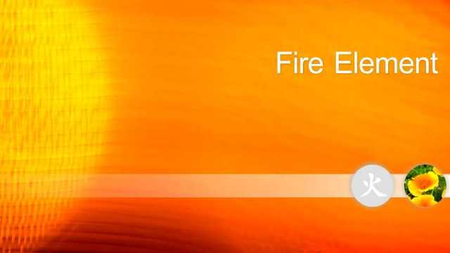 The Fire Element. Five Element Acupuncture for fire elements.