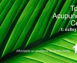 The Torbay Acupuncture Centre, TorbayAcu Torquay, Devon.