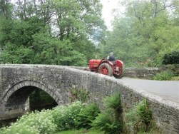 Hucksworthy Bridge
