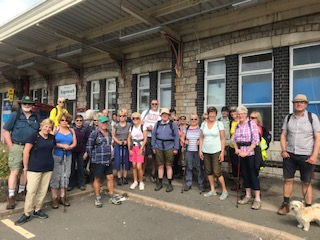 Saturday Group - Teignmouth Walk