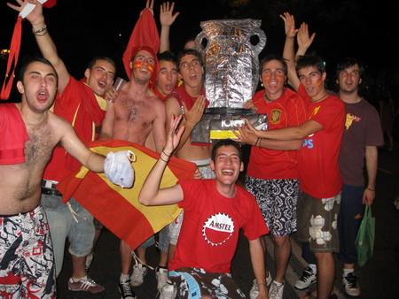 Fiesta en Colon