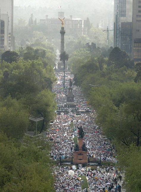 Mexico da miedo