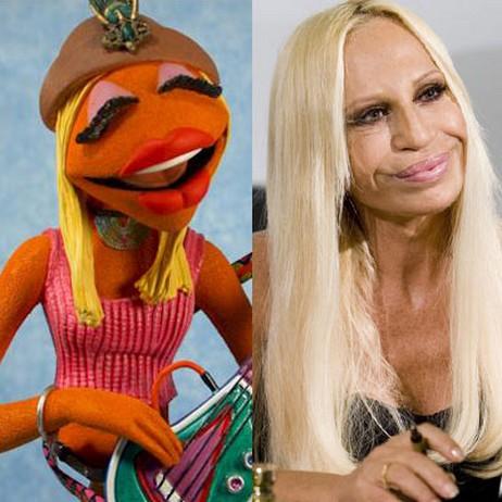 Pero en que se ha convertido Donatella Versace?
