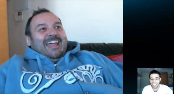 Salvador Raya me ha entrevistado