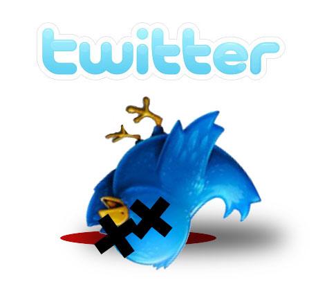 Twitter elimina definitivamente mi cuenta sin darme ninguna explicacion