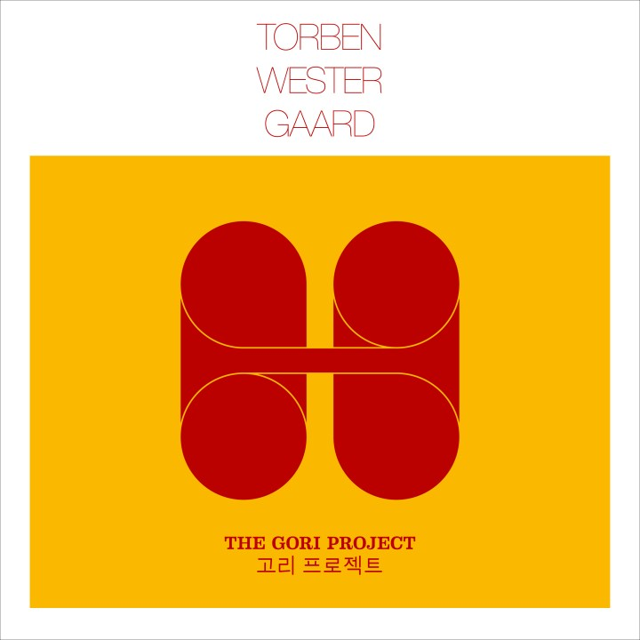 This is the cover of the music release Torben Westergaard: The Gori Project