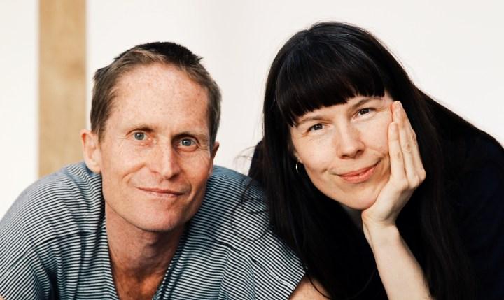 Hanneli Ågotsdatter & Peter Høeg fra kontemplation.dk