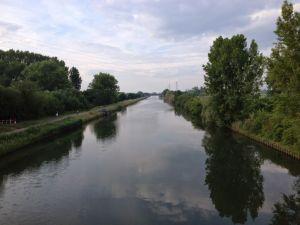 La Moselle near Metz