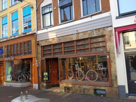 Bike shop in Zwolle