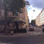 A pub on Björngårdsgatan Sodermalm Stockholm