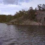 1st time around lake Flaten