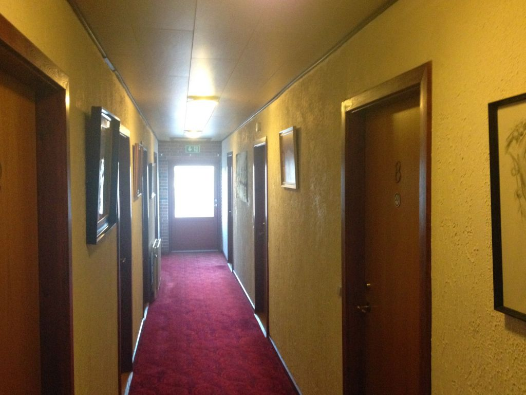 inside Hotel Simested Kro