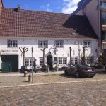 A guesthaus in Husum, Germany