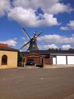 German Windmill