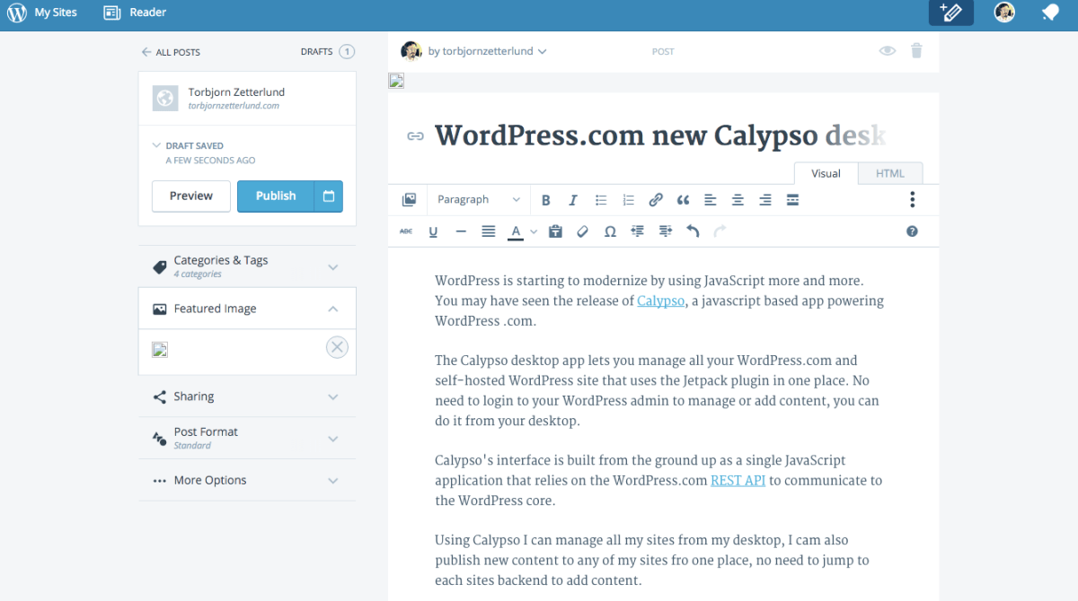 wordpress-calypso