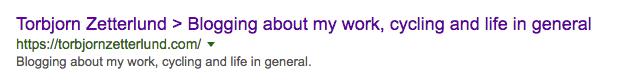 torbjorn zetterlunc google search