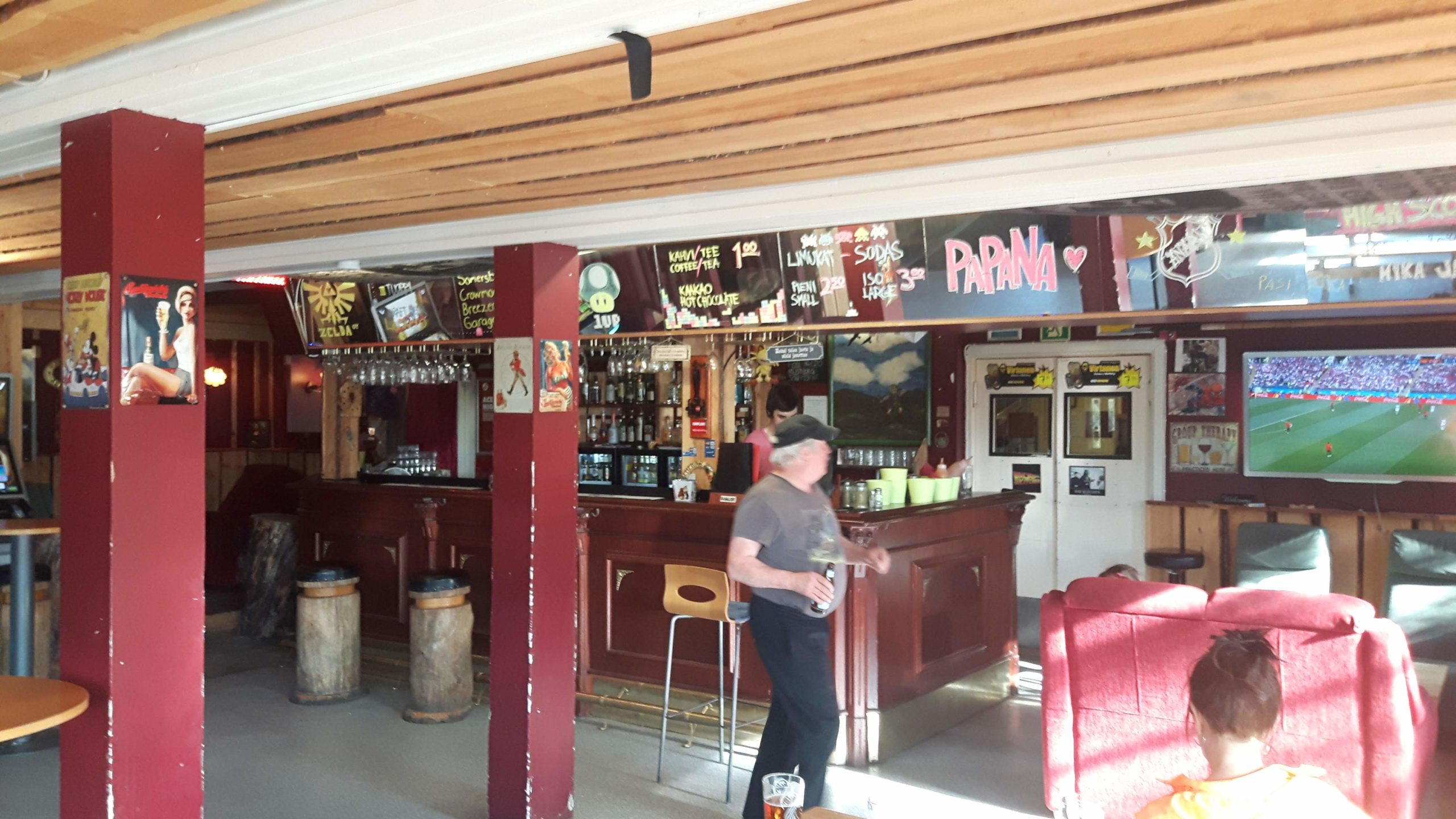 PaPaNa Pub Inari, Finland