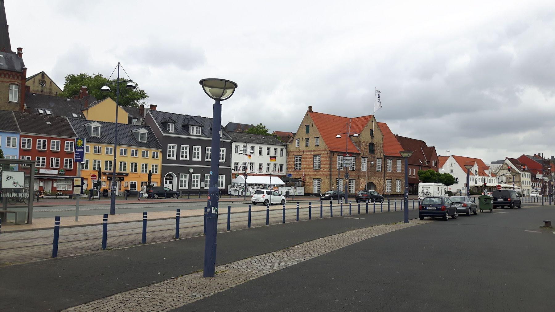 Flensburg Schlifbrucke